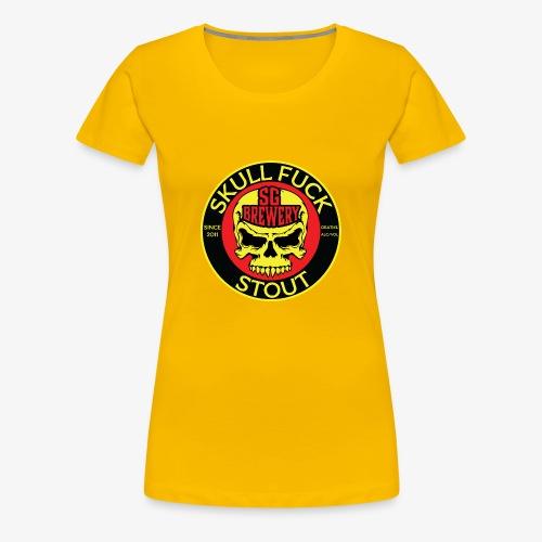 Skull Fuck Stout - Women's Premium T-Shirt