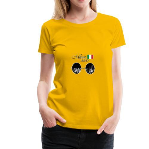 milano products - Women's Premium T-Shirt