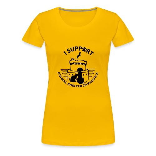 TshirtShelterZarkovicaDubrovnik - Women's Premium T-Shirt