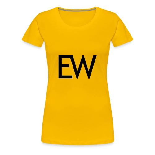 EDM Weekly - Women's Premium T-Shirt