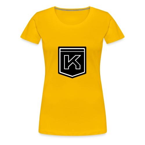 KODAK LOGO - Women's Premium T-Shirt