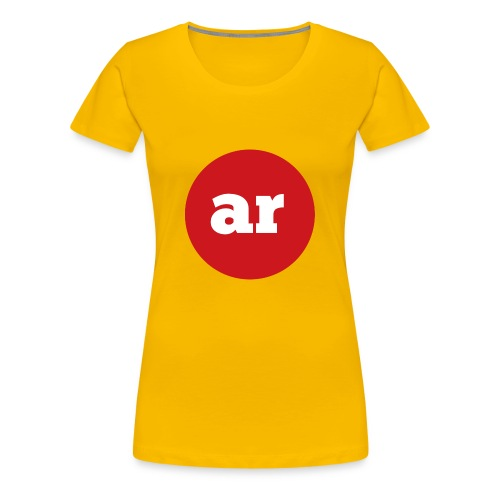 OAR LOGO 2 - Women's Premium T-Shirt