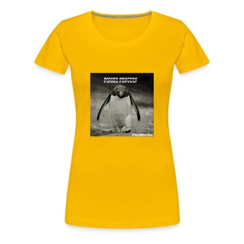 Pissed Penguin - Women's Premium T-Shirt