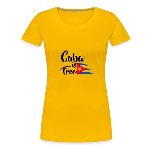 Fidel Castro - Women's Premium T-Shirt