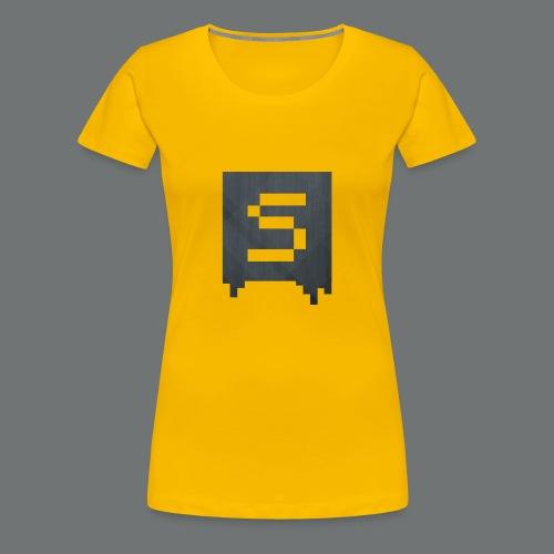 Isivisi Logo - Women's Premium T-Shirt