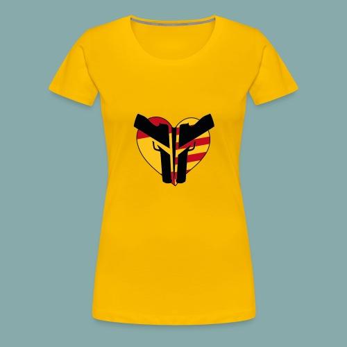 ESP/CAT Police - Women's Premium T-Shirt