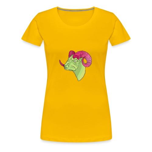Goat - Women's Premium T-Shirt