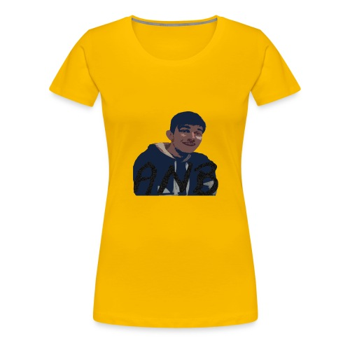 ANB - Women's Premium T-Shirt