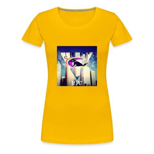 MagicolFlapJackal - Women's Premium T-Shirt