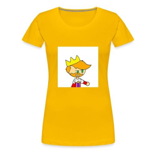 Hopps Logo Portable - Women's Premium T-Shirt