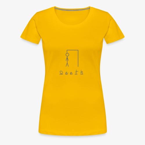 hangman - Women's Premium T-Shirt