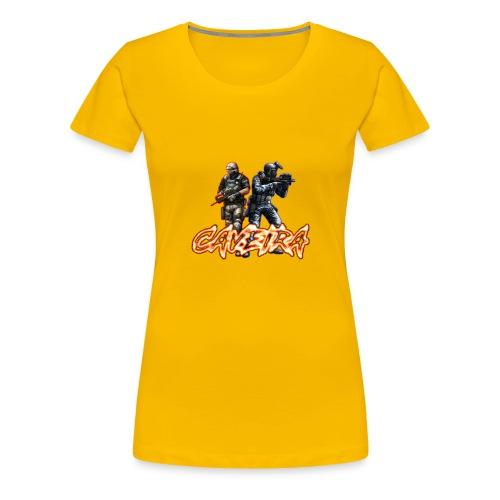 CF CAVEIRA STYLE - Women's Premium T-Shirt