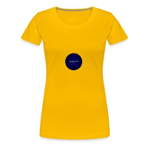 Sportdesigns999 Logo - Women's Premium T-Shirt