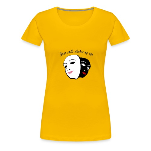 Nice smile - Women's Premium T-Shirt
