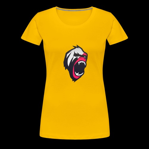 The Logo Look - Women's Premium T-Shirt