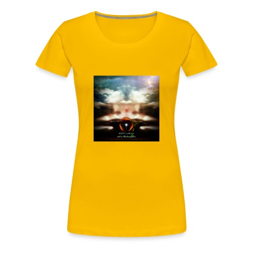 Abstract 11, In My Series - Women's Premium T-Shirt
