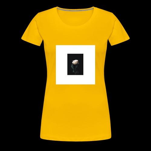 Winter Rose - Women's Premium T-Shirt