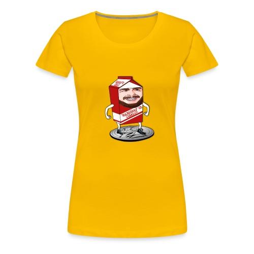 Daddy's Milk - Women's Premium T-Shirt