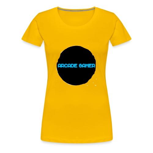 Arcade Gamer shirt - Women's Premium T-Shirt