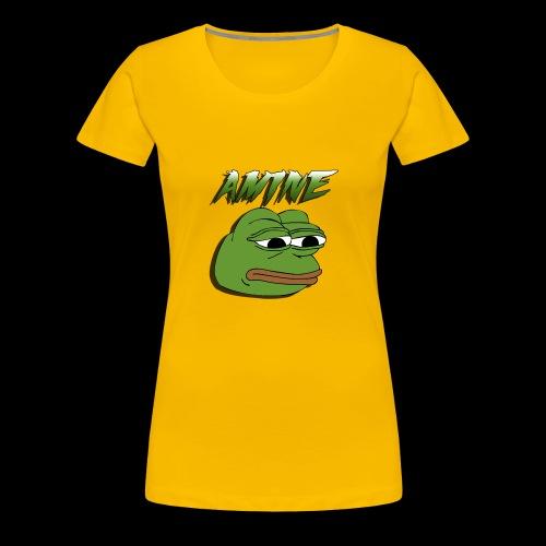 Amine - Women's Premium T-Shirt