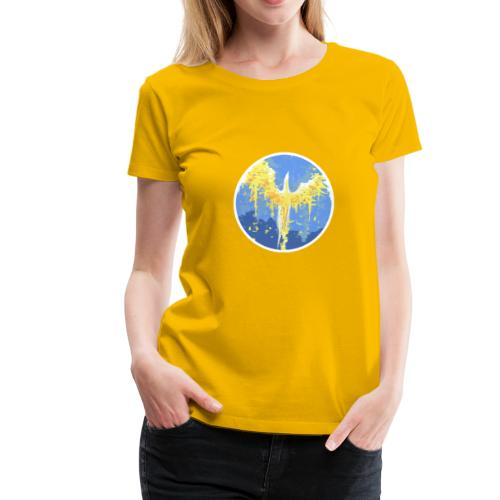 Phoenix Rising - Women's Premium T-Shirt
