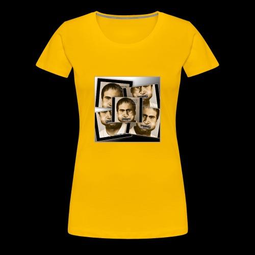 Loyalty ova air - Women's Premium T-Shirt