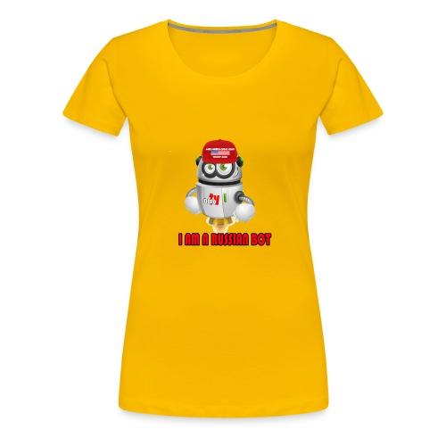 RUSSIAN BOT - Women's Premium T-Shirt