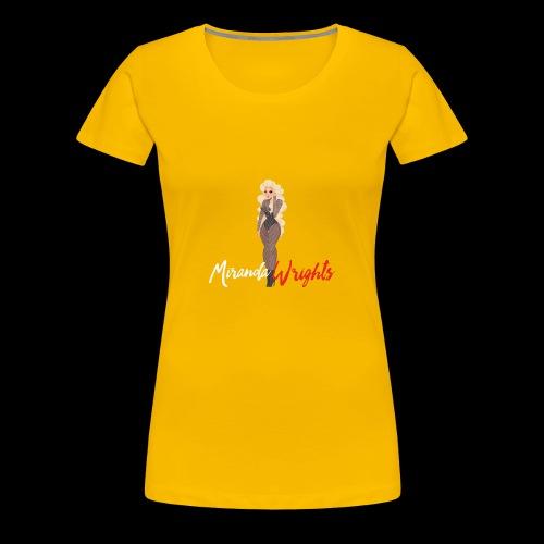 Pin-up Miranda - Women's Premium T-Shirt