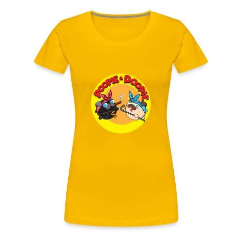 pug life pnd - Women's Premium T-Shirt