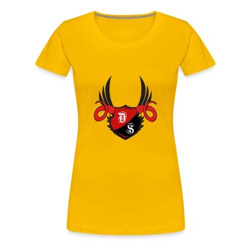 deathsavior_logo - Women's Premium T-Shirt