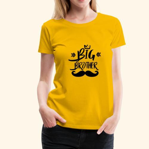 big brother - Women's Premium T-Shirt