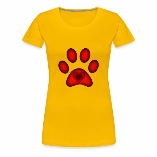 Love of Animals (CHARITY SHIRT) - Women's Premium T-Shirt
