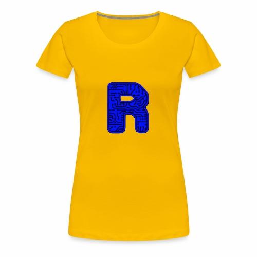 Rockford tech - Women's Premium T-Shirt