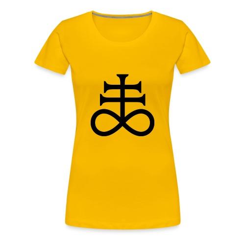 Sinister Deluxe Logo - Women's Premium T-Shirt