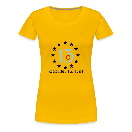 1791 - Design - Women's Premium T-Shirt