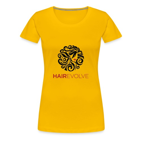 Hair Evolve Fan T-Shirt - Women's Premium T-Shirt