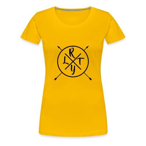 Basic_Logo - Women's Premium T-Shirt