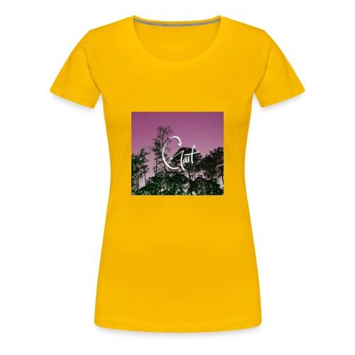 Pink Forest Gart - Women's Premium T-Shirt