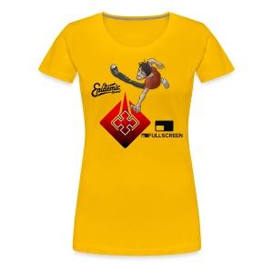 Tshirt By Kantus Salvaje - Women's Premium T-Shirt