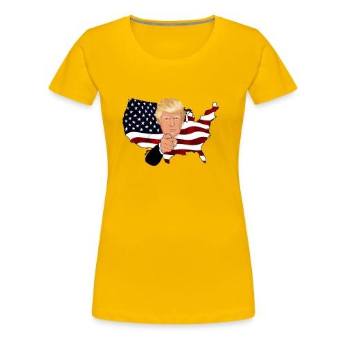 America - Women's Premium T-Shirt