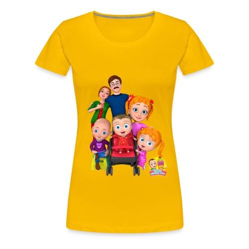 family capture - Women's Premium T-Shirt