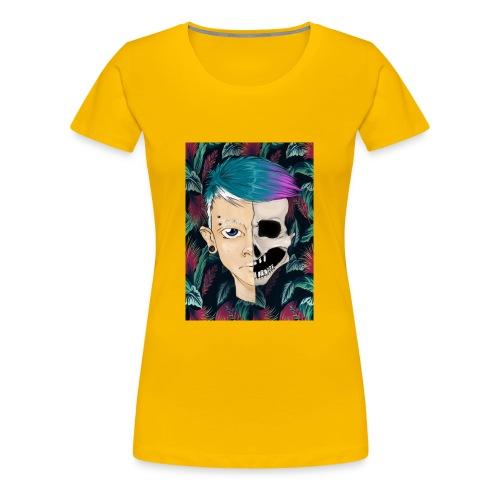 SkullBoy - Women's Premium T-Shirt