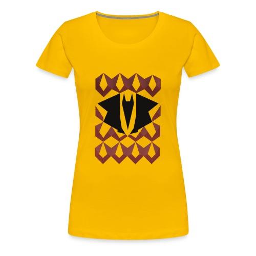 Dragon chain t-shirt - Women's Premium T-Shirt