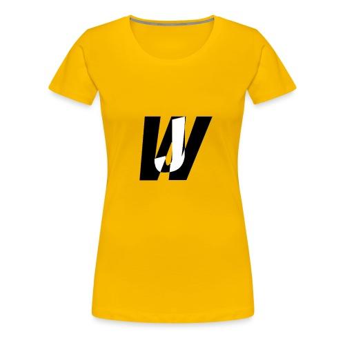 Jack Wide wear - Women's Premium T-Shirt
