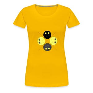 PolyFlection - Women's Premium T-Shirt