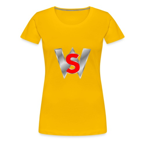 Shahmar woleslagle merch - Women's Premium T-Shirt