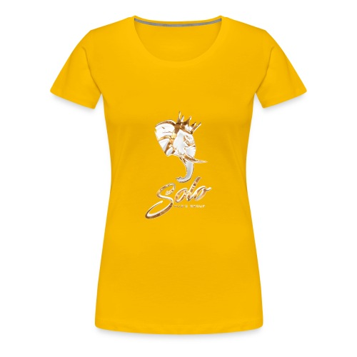 Solo Music Group - Women's Premium T-Shirt