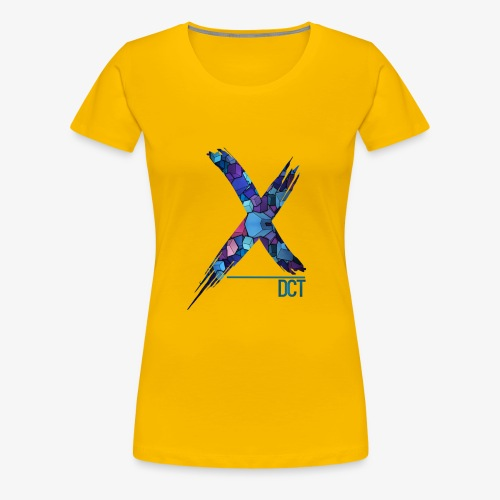 Official DCT X Design - Women's Premium T-Shirt