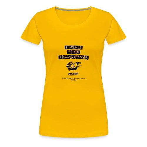1S\HKA - Women's Premium T-Shirt