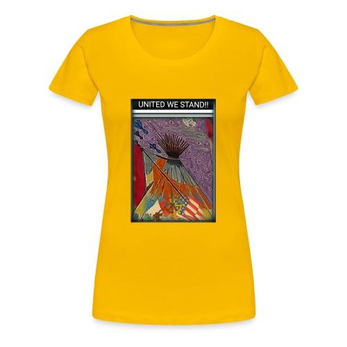 NAVICAN pride - Women's Premium T-Shirt